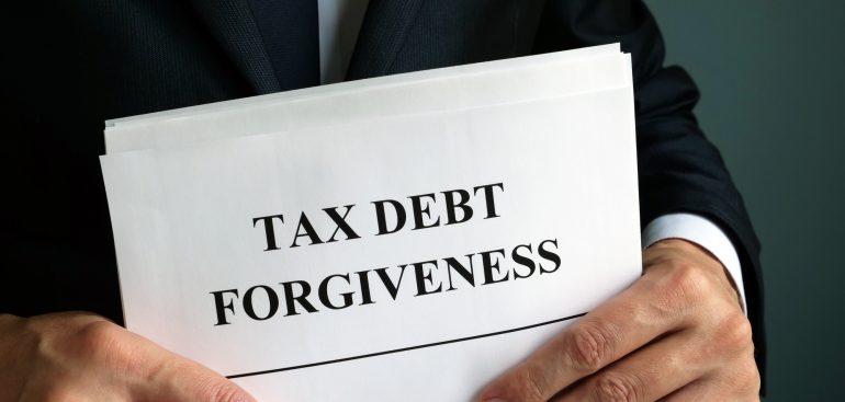 irs tax forgiveness 2